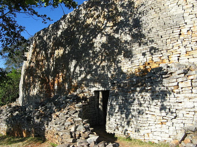 Great Zimbabwe Entrance